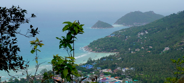 Koh Tao Two View Point