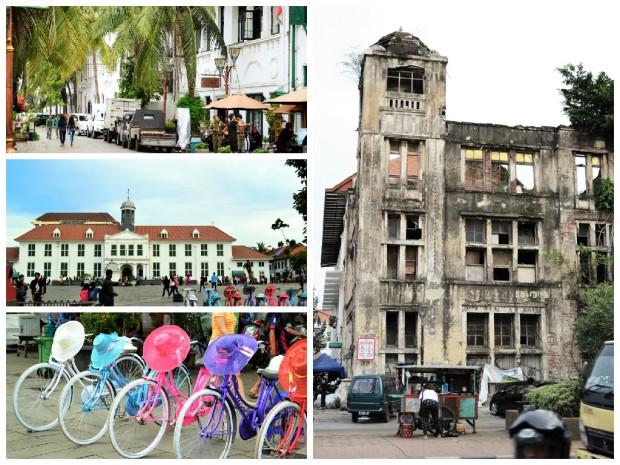 Altstadt Jakarta Kota
