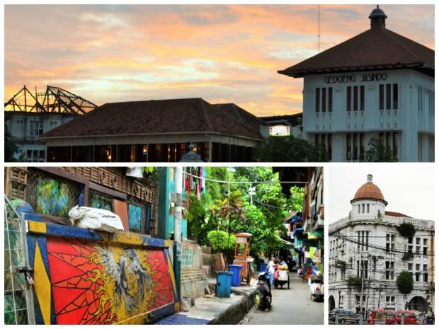 Altstadt Jakarta-Kota