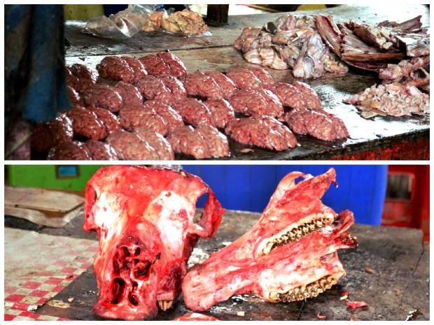Fleischmarkt Makassar