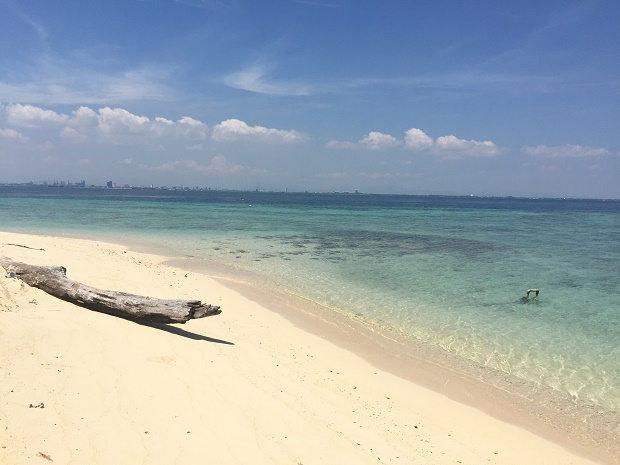 Insel Samalona 2