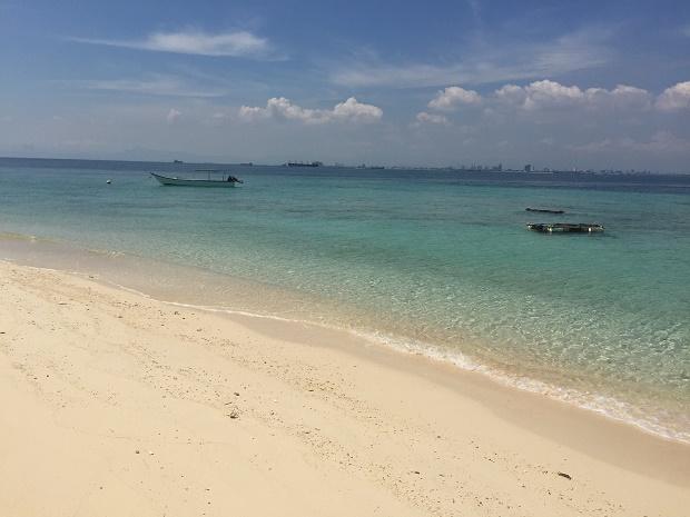 Insel Samalona 3