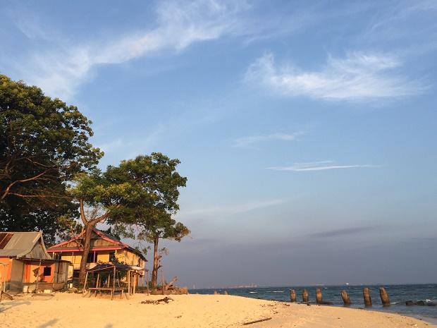 Insel Samalona