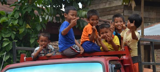 Kinder Sulawesi