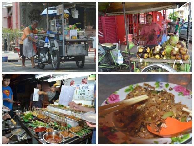 Streetfood Penang
