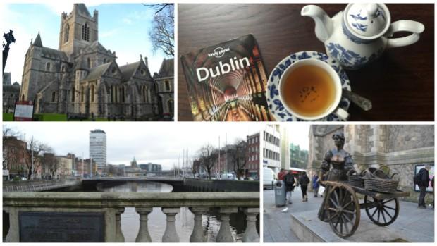 Dublin Statdtour