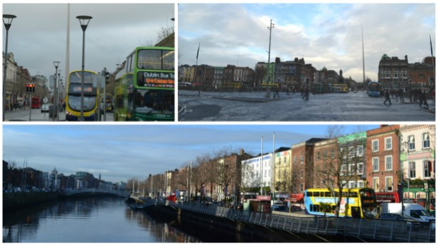 Dublin Fluss
