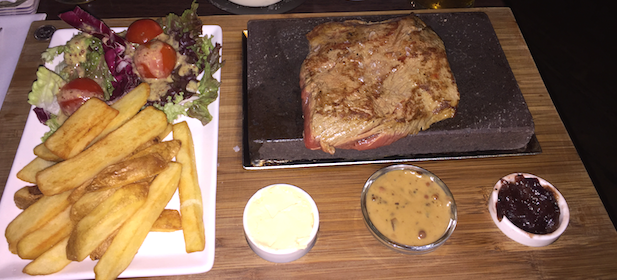 Steak Dublin