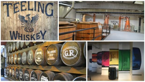 Teeling Destillerie