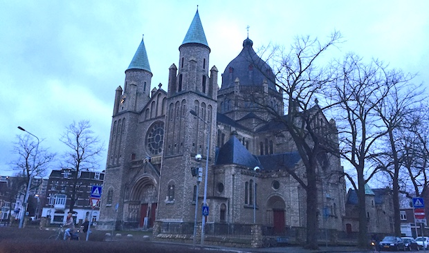 Kirche Maastricht