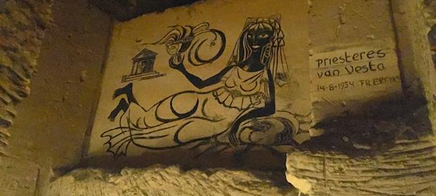 Wandmalerei 1 Maastricht