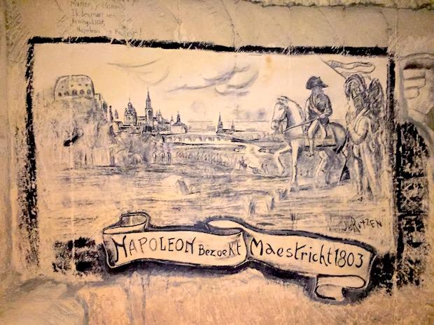 Wandmalerei Maastricht