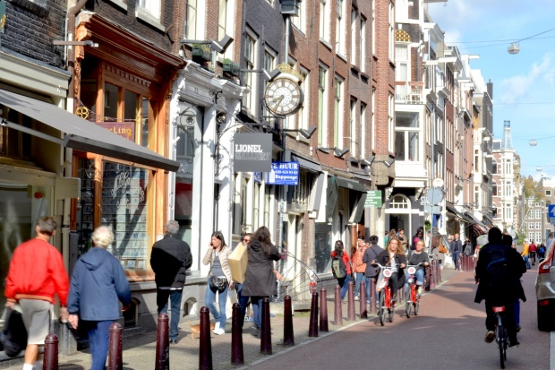 Amsterdam City Shopping