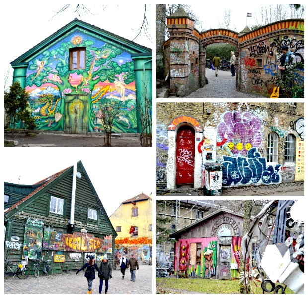Kopenhagen Christiania