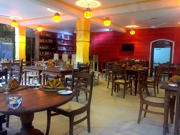 restaurant unawatuna